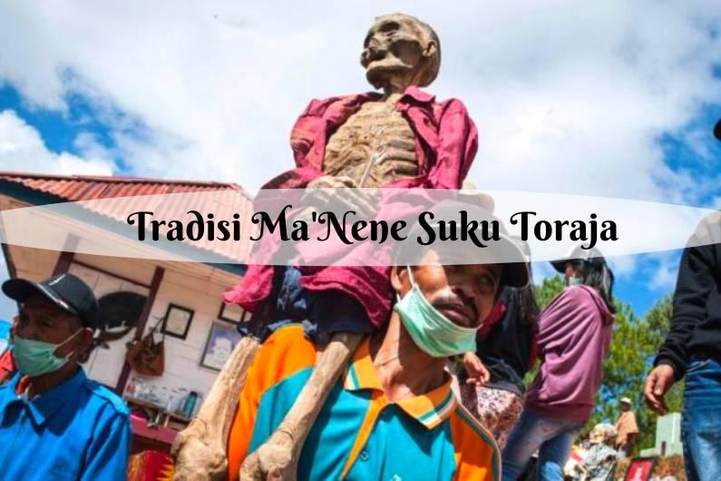 Tradisi Manene Suku Toraja