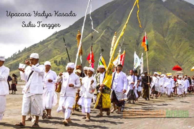 Upacara Kasada Suku Tengger