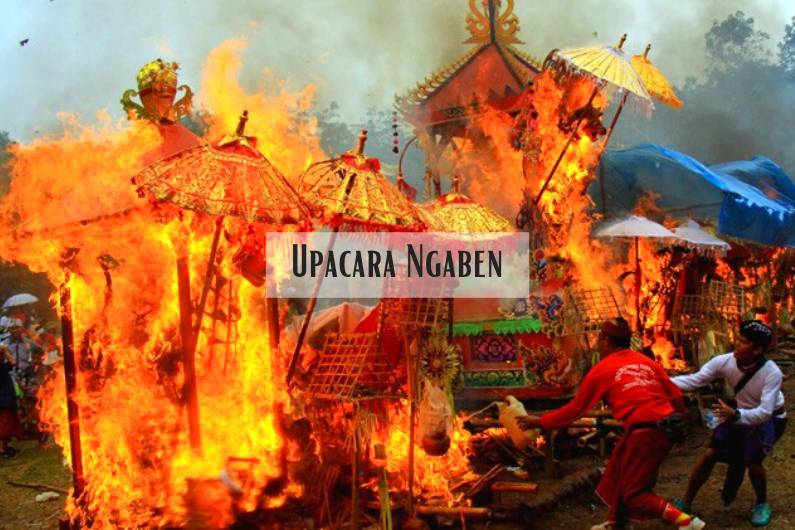 Upacara Ngaben Masyarakat Hindu