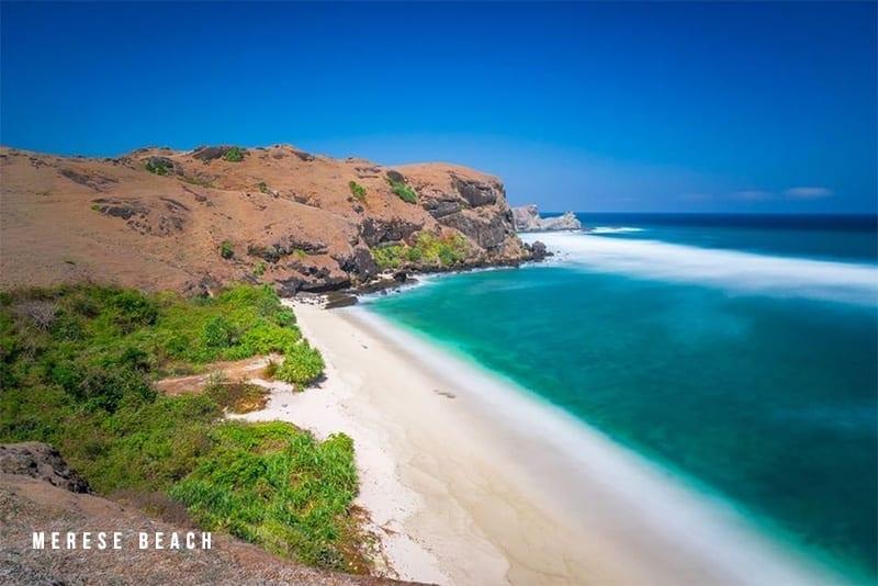 Wisata Lombok Bukit Merese