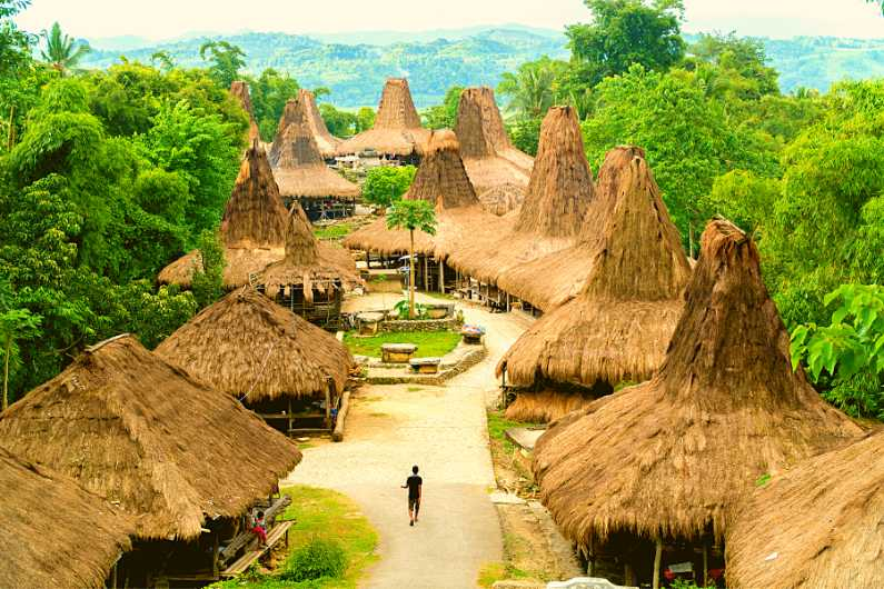 Wisata Ngada Bajawa Flores