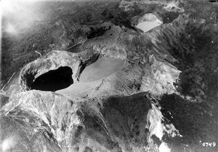 Gunung Kelimutu 1913