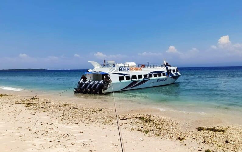 Gogun Express Boat Penida